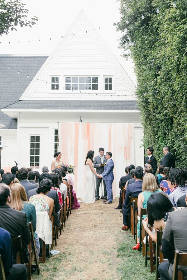 intimate wedding packages atlantga%0A Fresh and Colorful Lombardi House Wedding