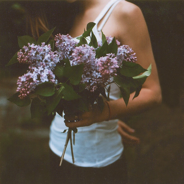 Lilacs - a favorite flower and smell...