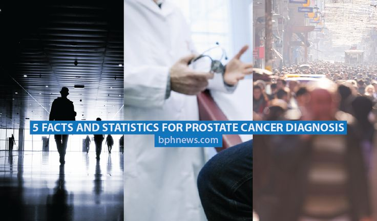 5 Facts and Stats for Prostate Cancer Diagnosis #ProstateCancerNews