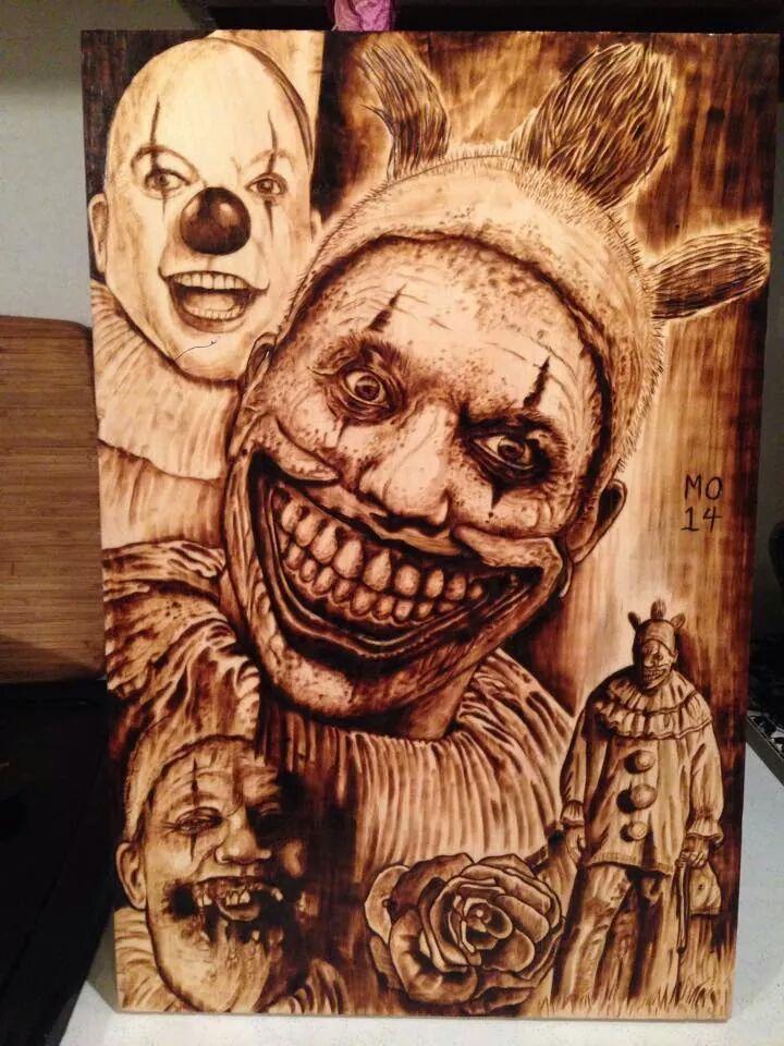 Twisty the Clown Woodburn