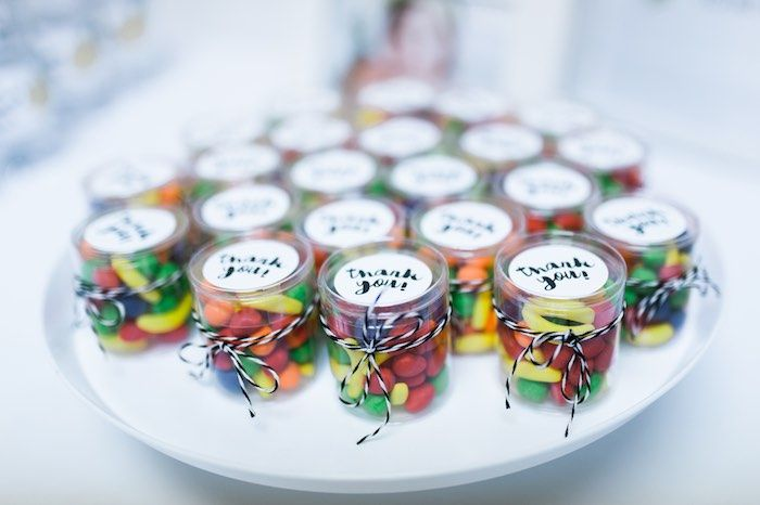 Runts fruit Candy Favors from a Tutti Frutti Birthday Party via Kara's Party Ideas | KarasPartyIdeas.com (17)