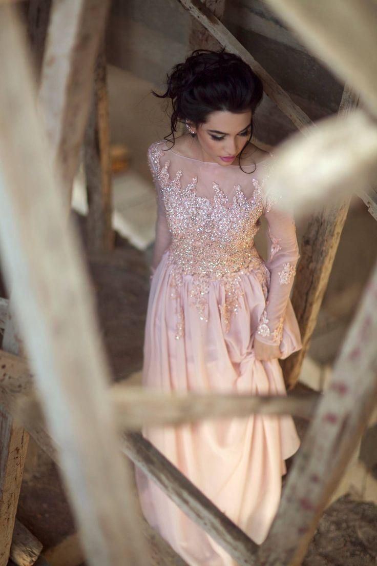 """Designer: Ansab Jahangir Photography: Muzi Sufi Hair and Makeup: Natasha Salon Model: Sana Ansari"""