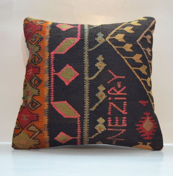 Hey, I found this really awesome Etsy listing at https://www.etsy.com/listing/180338017/cushion-cover-kilim-pillow-decorative