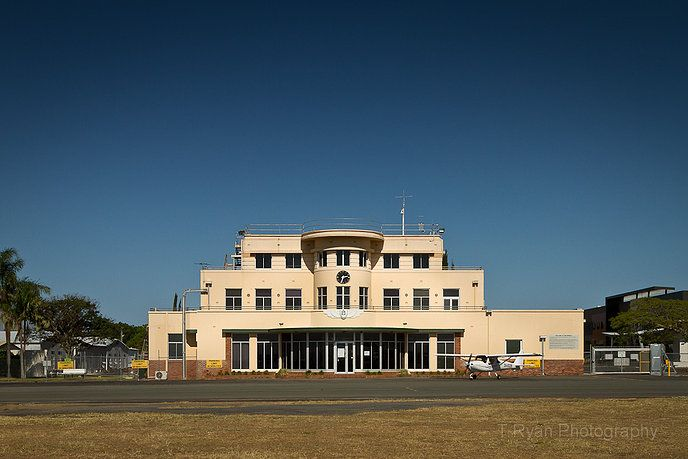 Archerfield Airport Administration Building, Archerfield