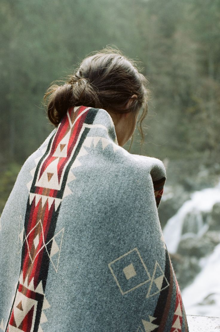 Grab your weekender, sleeping bag, and ready-to-snuggle-by-the-fire blanket, stat!