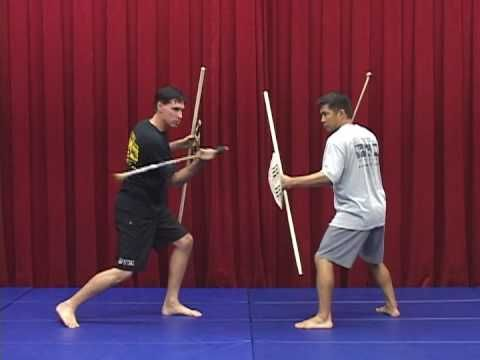 Zulu & Filipino Kali Stick Fighting