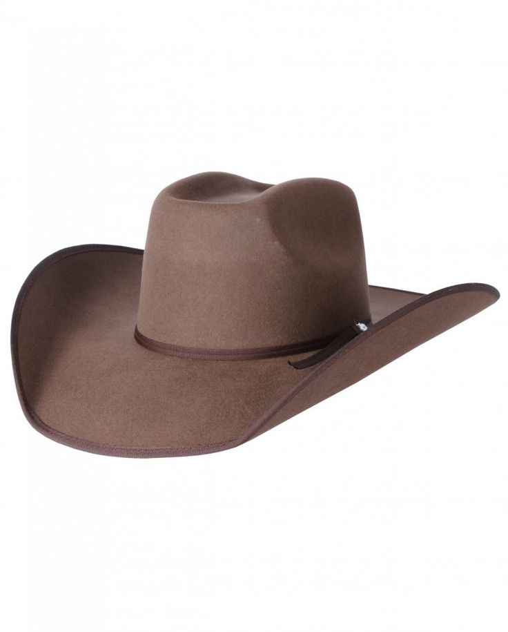 Bailey Hat Co® 4X Murphy Mesa Tan Felt Hat