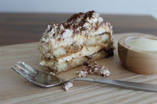Tiramisu Cake #baking