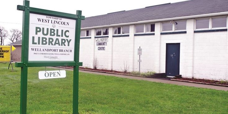 Wellandport Library gets Canada 15 Grant for upgrades