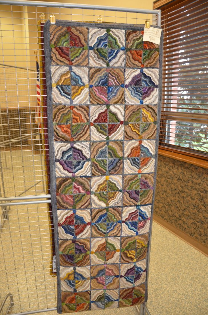 The Woolwrights Rug Hooking Guild Held Our 2016 Annual Spring Hook In On  March At The Farm U0026 Home Center In Lancaster County.