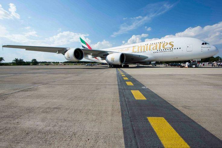 Dusseldorf si Madrid cu A380 Emirates | Airlines Travel