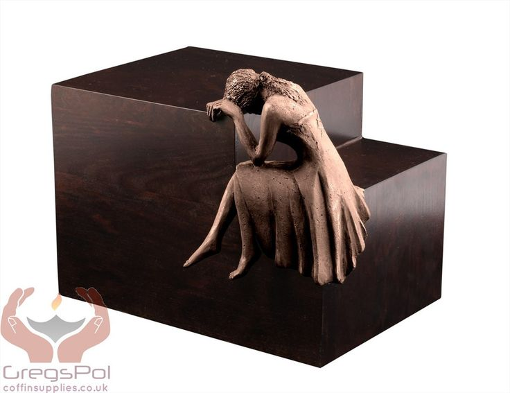 Unique Artistic Urn Nostalgia Cremation Urn Funeral Urn For Adult .Urn for Ashes (Art13C)