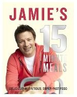 Following the record-breaking success of 30-Minute Meals , Britain's most-popular cookbook of all time, Jamie Oliver brings us the even-better 15-Minute Meals . This book is completely devoted to what we are asking for - super quick, tasty, nutritious food that you can eat everyday of the week.