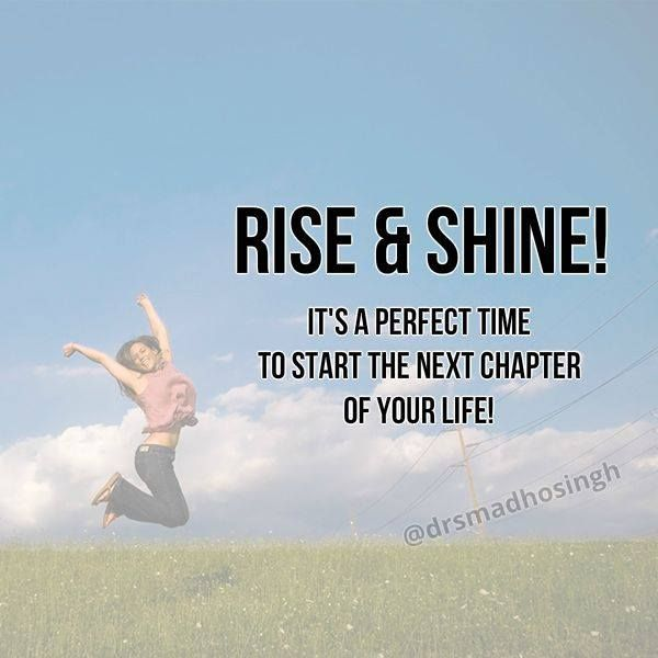 Time To Rise Quotes: 10 Best Images About Good Morning Pinners! On Pinterest
