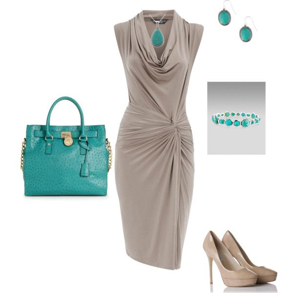 Untitled #8, created by angela-sampson on Polyvore - Meet me for cocktails after work outfit