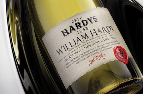William Hardy | Hardys Wine