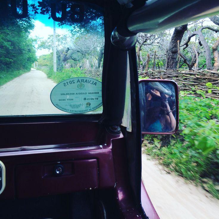 Buggy adventure to lagoa do paraiso