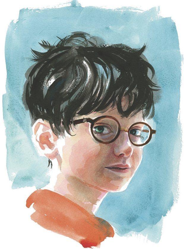 Bloomsbury dévoile le nouveau visage d'Harry Potter   Livres Hebdo