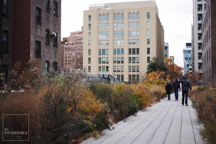 Nueva York High Line