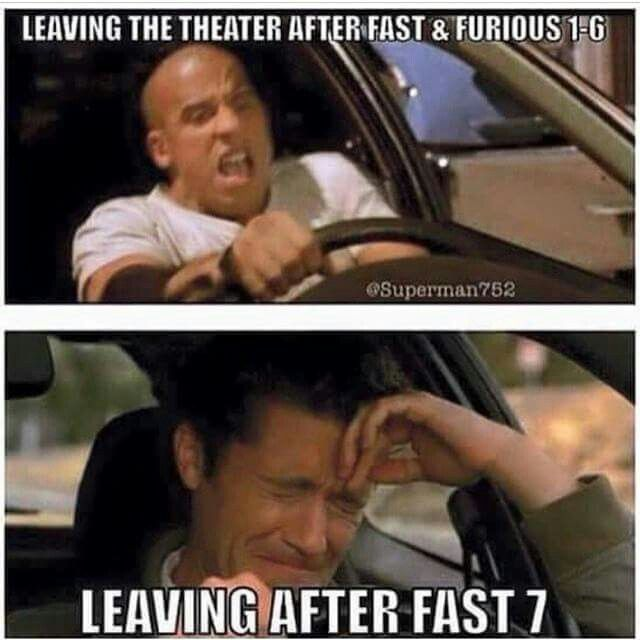 fast and furious relationship meme funny