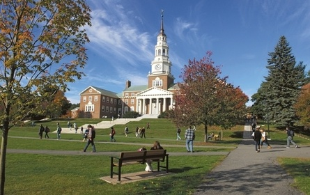 Colby College | Best College | US News! Used to take the girls sledding here when they were little