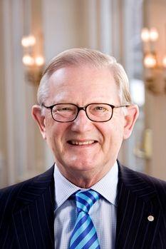 Professor Pieter van Vollenhoven.  Pieter van Vollenhoven Jr, born 30 April 1939, is the husband of Princess Margriet of the Netherlands.