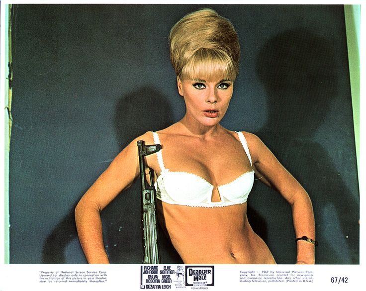A Year of Spy Films 79/365 Deadlier than the Male (1966 United Kingdom) The International Spy Film Guide Score: 10/10 #isfg #spyfilmguide #eurospy #richardjohnson #elkesommer #sylvakoscina #bettybox #ralphthomas #bulldogdrummond #spymovie #spyfilm