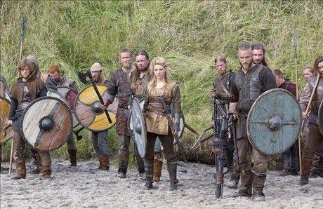 Los 'Vikingos' de Antena 3 se despiden líderes