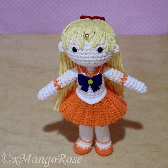 Amigurumi Seilor Moon : 37 best images about Sailor Moon Crochet on Pinterest ...