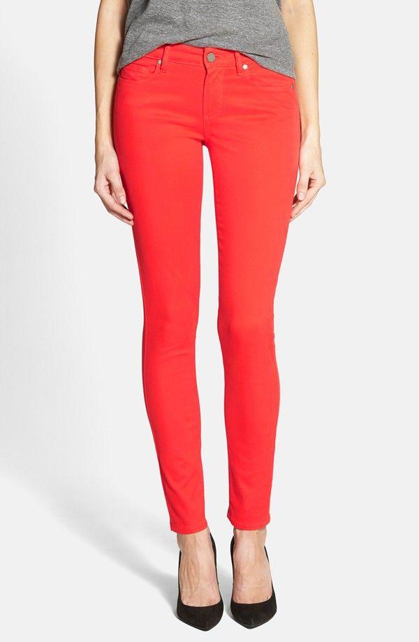 'Verdugo' Ultra Skinny Jeans (Flirtatious) /