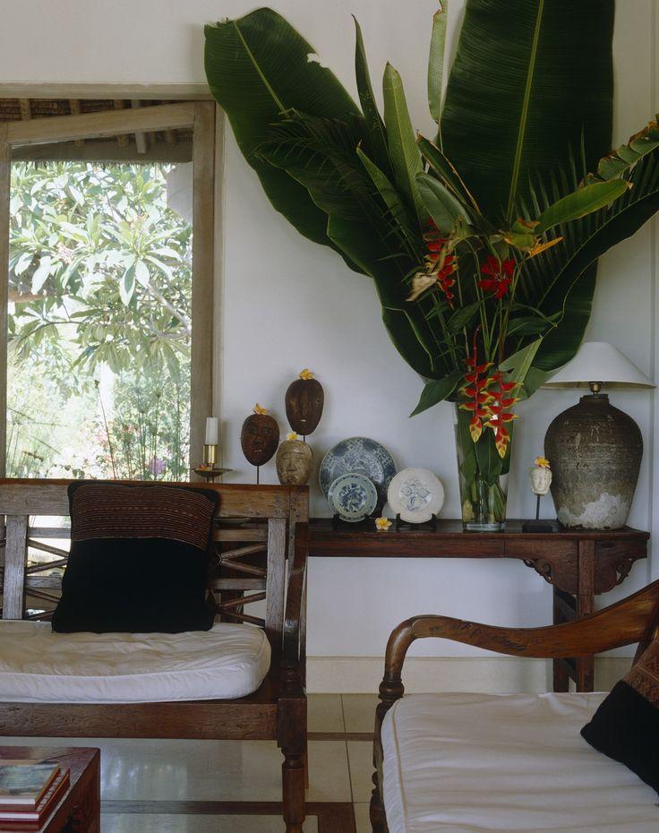 Тропический стиль интерьера ( ФОТО ) - IQInterior
