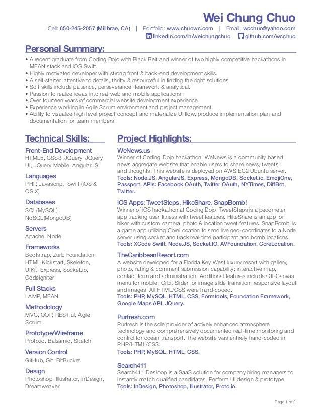 Resume Template Github 4 Unconventional Knowledge About Resume Template Github That You Can Resume Template Web Design Jobs Resume