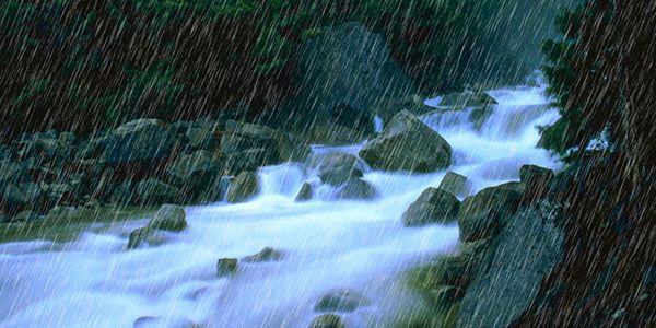 Membuat Efek Hujan Photoshop