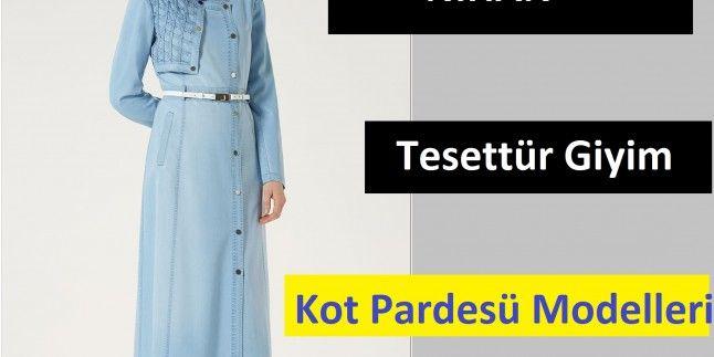 2016 Nihan Kot Pardesü Modelleri