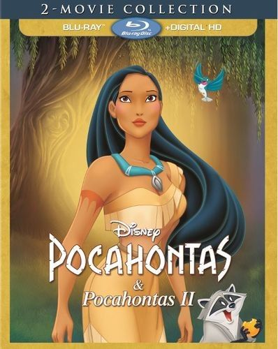 Pocahontas 2-Movie Collection [Blu-ray] ~ I like this from Best Buy