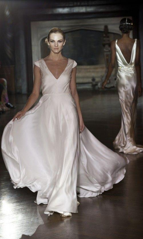 Silk Wedding Dresses Silk wedding dress Provence by Sarah Seven25