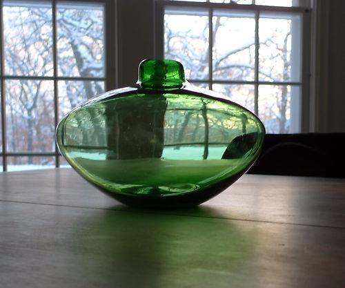 Large Kaj Franck Unique Vase for Nuutajarvi Notsjo Signed and Marked | eBay