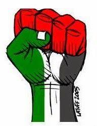 México: ¡HOY TOD@S SOMOS PALESTIN@S! Mitin de solidaridad frente a Relaciones Exteriores