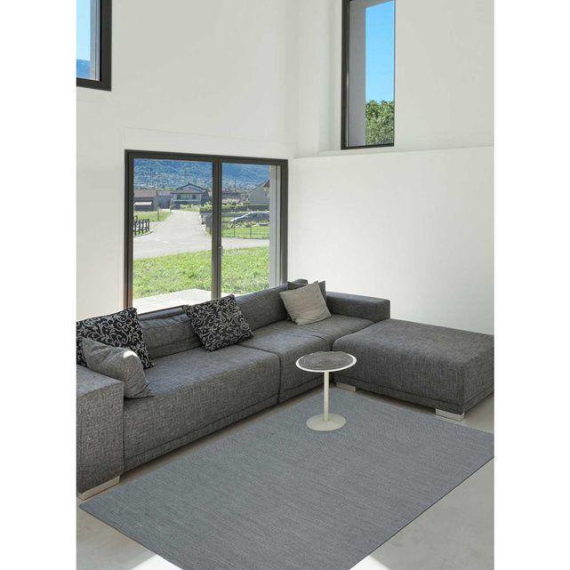 Tapis modern FOSSIL en Coton, par Calvin Klein, Tapis moderne CALVIN KLEIN