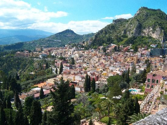 As a Flight Attendant I was once based out of Sicily. I fell in love with the island and most especially Taormina. Law school graduation plans -- vacationing in Taormina! #rfdreamboard