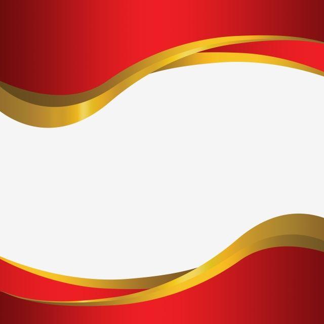 أحمر مائج الأشكال على خلفية شفافة Poster Background Design Transparent Background Banner Background Images