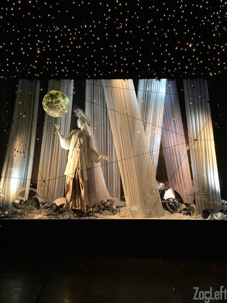 Christmas Window Displays At Selfridges – London 2015