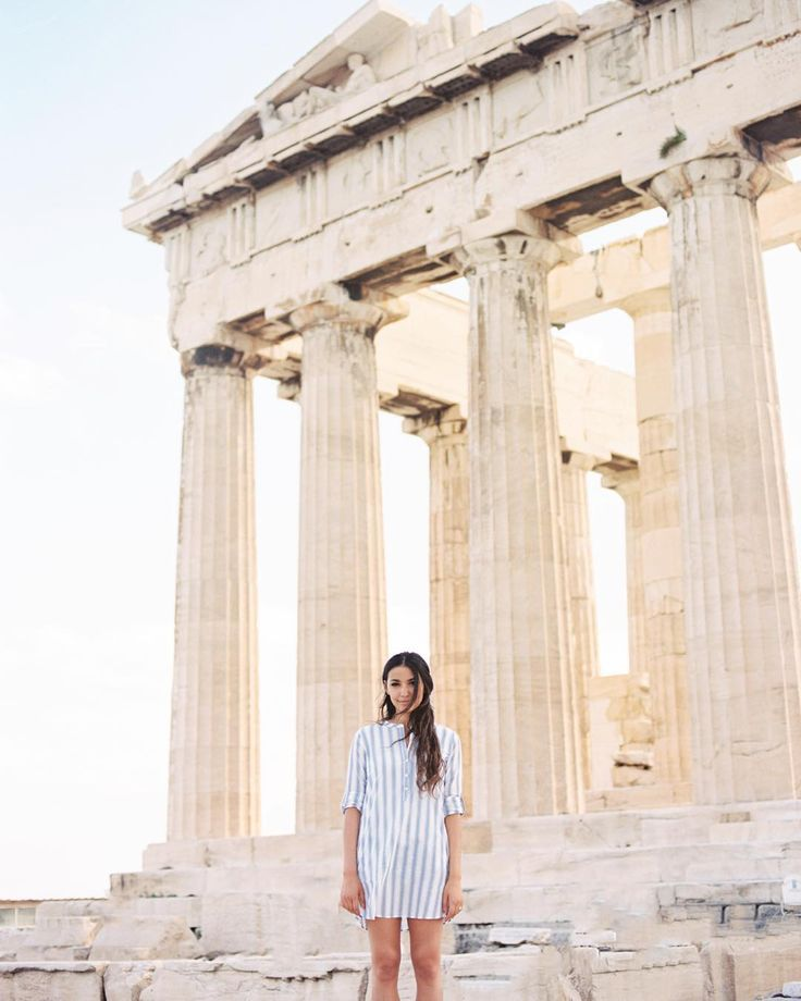 Athens, Greece | Pantheon | #kychelletravels
