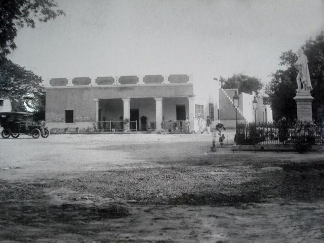 Quinta de San Pedro Alejandrino – 1928 vía Archivo Fotográfico Curaduría 1