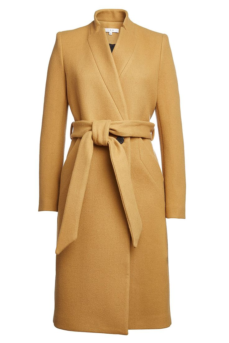 Iro Wool Coat - camel