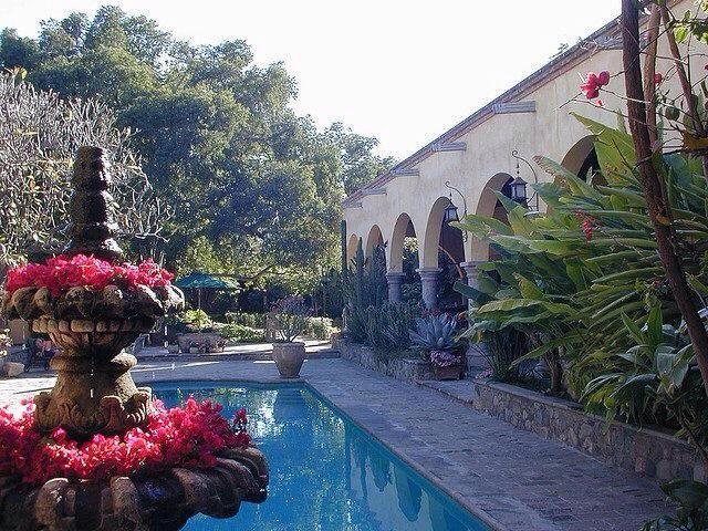 Hotel Hacienda de los Santos, Alamos Sonora Mexico.......Photography by Chuy Luna
