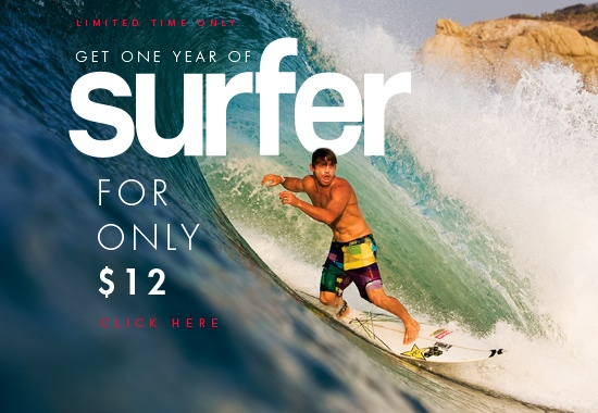 SURFER Magazine | Surf News, Fantasy Surfer, Photos, Video, and Forecasting