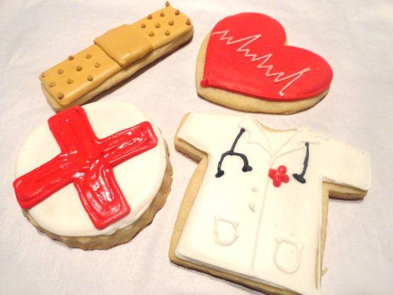 Doctor or Nurse Cookies