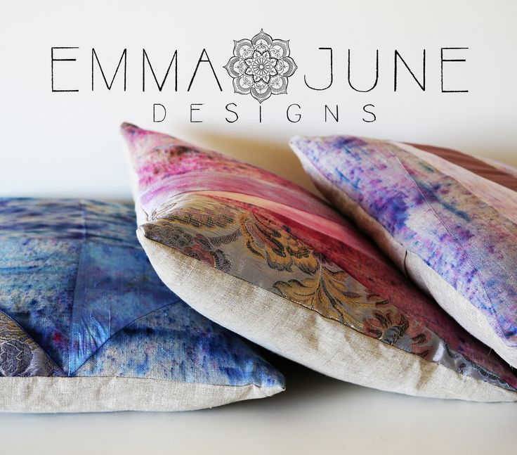 Bohemian inspired home decor- Emma June Designs