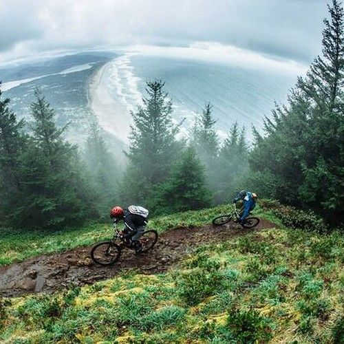 #MountainHigh bike #WildTraveller